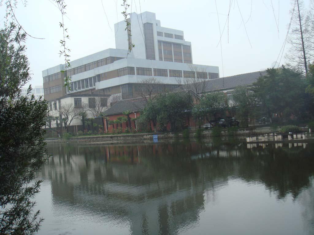 华东师范大学建筑